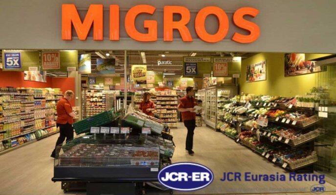 """JCR Eurasia Migros'un Uzun Vadeli Kredi Notunu """"BB"""" Olarak Belirledi"""