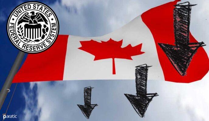 Kanada Borsası Rekorun Ardından FED Etkisiyle 2. Gününde Düştü