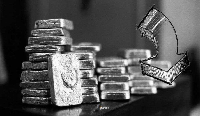 Kazanç Tarafında Tutunamayan Gümüş Yeniden 27 Dolardan Fiyatlanıyor