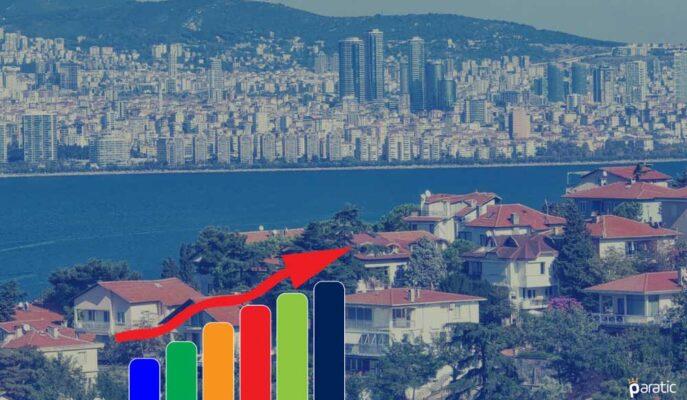 Konut Satışları Mayıs'ta Bir Önceki Yıla Göre %16,2 Arttı