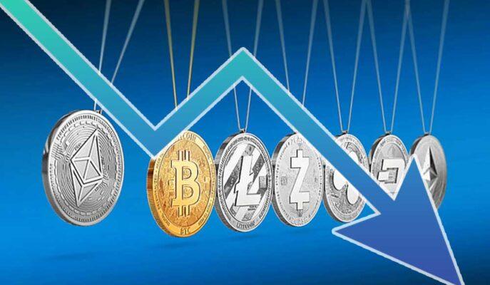 Kripto Para Piyasasında Son Haftada 300 Milyar Dolar Çıkış Yaşandı
