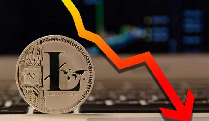 Litecoin %10'dan Fazla Değer Kaybederek 171 Dolara Geriledi