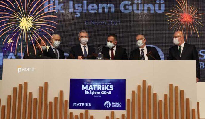 Matriks YKB Reyha Gülerman 20.000 Liralık Pay Alımı Gerçekleştirdi