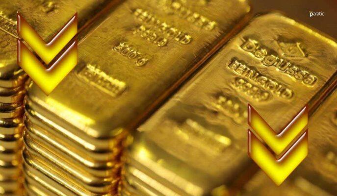 Mayıs Kazançlarını Silen Ons Altın 1771 Dolardan İşlem Görüyor