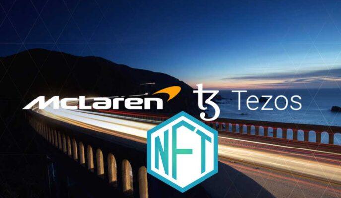 McLaren Racing, Tezos Ağında NFT Platformu Kuruyor