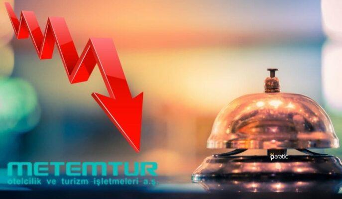 Pay Satışı Açıklaması Yapan Metemtur'un Yatırımcıları Haziran'da %35 Kaybetti