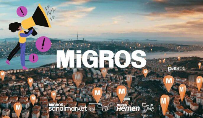 Migros, Mimeda Medya Platform İsimli Yeni Bir Şirket Kuruyor