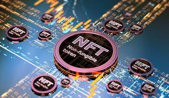 NFT Satışları Piyasadaki Düşüşün Etkisiyle %90 Azaldı