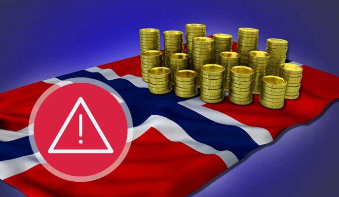 Norveç Kripto Paralardaki Risklere Karşı Yatırımcıları Uyardı