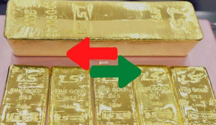 Ons Altın ABD İstihdamında Artış Beklentisiyle Zayıf Seyrediyor