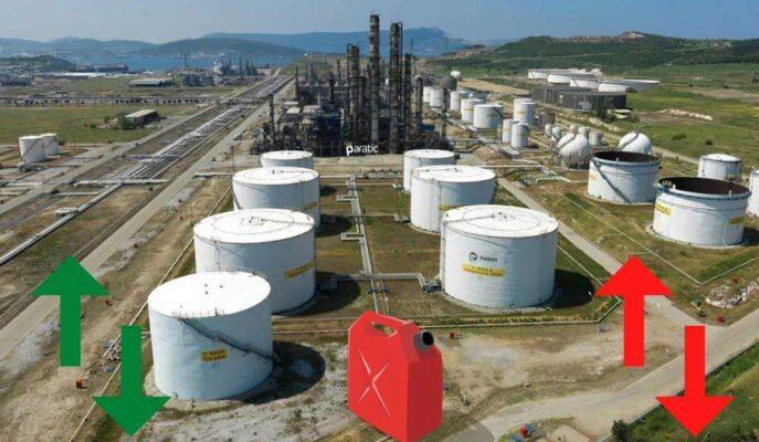 Petkim Hisseleri Petrol Fiyatlarındaki Artışa Rağmen Haftalık %5 Ekside