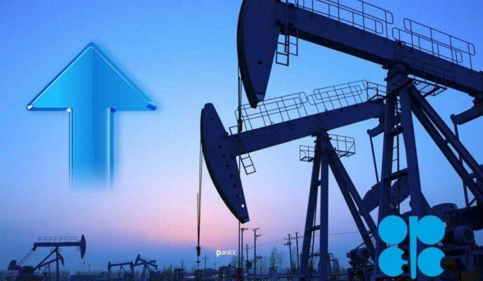 Petrol, OPEC'in 6 Milyon Varil Talep Artışı Beklentisiyle Yükseldi