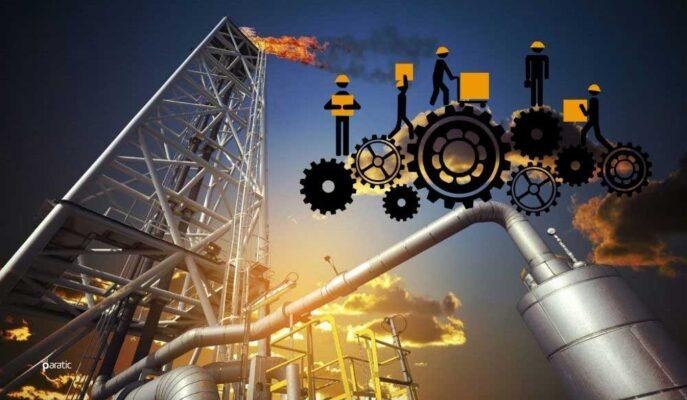 Sanayi Üretimi Nisan'da Bir Önceki Yıla Göre %66 Arttı