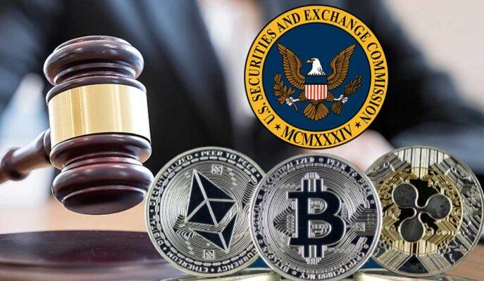 SEC, Ripple'dan Sonra Bitcoin ve Ethereum'u Listesine Alabilir