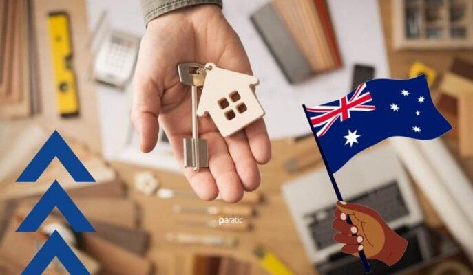 S&P/ASX 200, Avustralya Konut Kredilerindeki Ilımlı Artışla Rekora Yaklaştı