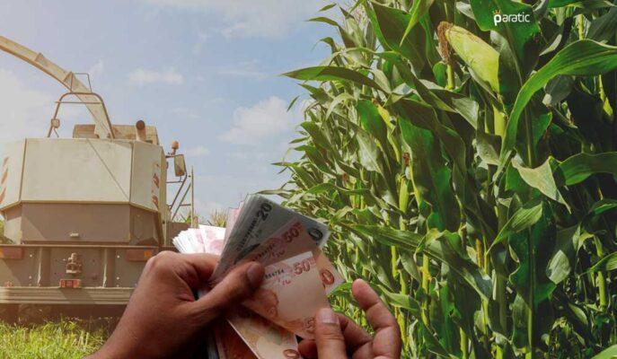 Tarımsal Girdi Fiyat Endeksi Nisan'da Yıllık %22,15 Arttı