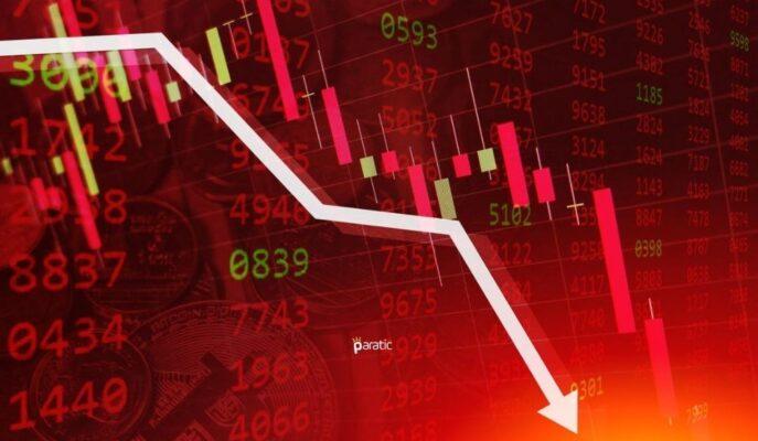 TL Varlıklarında Satış Baskısı Sürüyor! Borsa 1364'e Geriledi