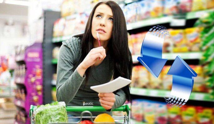 Tüketicinin Güveni Haziran'da %5,8 Oranında Artış Gösterdi