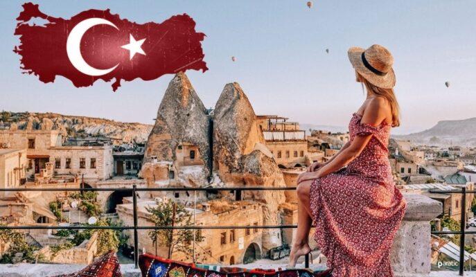 Türkiye'ye Gelen Yabancı Turist Sayısı Mayıs'ta Yıllık %3038 Arttı