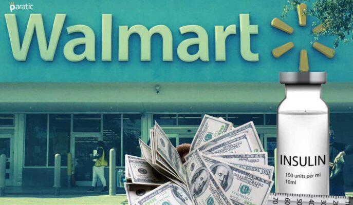 Walmart Hisseleri Şirketin İnsülin Hamlesiyle Dow'un Yıldızı Oldu