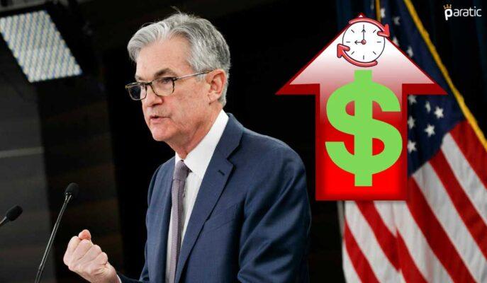 Yüksek Enflasyon FED'i Faiz Artışına Beklenenden Önce Götürebilir