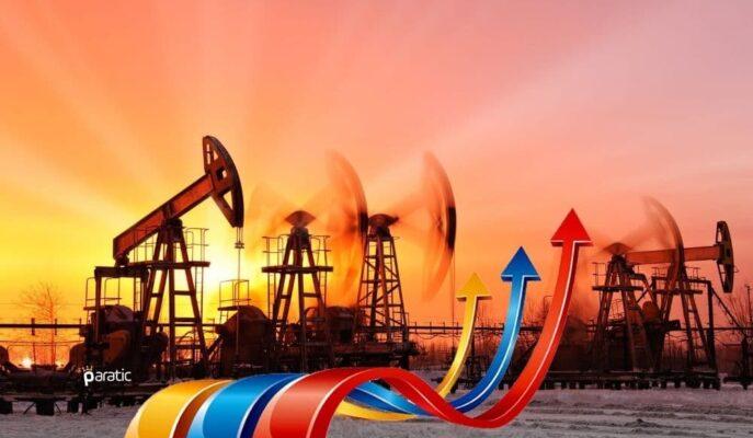 74 Dolar Sınırında Gezinen Petrol, Haftayı %1,5 Artıda Kapatmaya Yöneldi