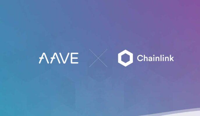 Aave ve Chainlink, Bitcoin Rallisinde En Çok Yükselen Altcoinler Oldu