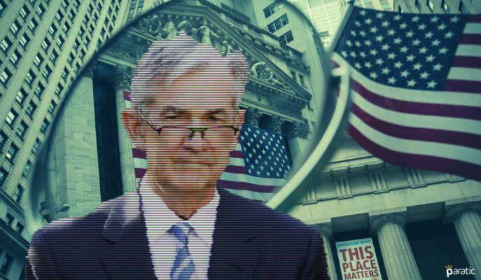 ABD Kontratları Powell'ın Enflasyon Geçici Yorumu Sonrası Karışık