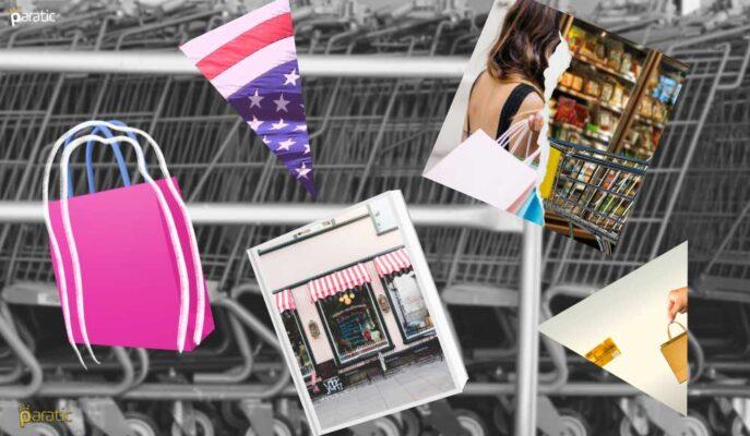 ABD Perakende Satışları Haziran'da Büyümeye Döndü