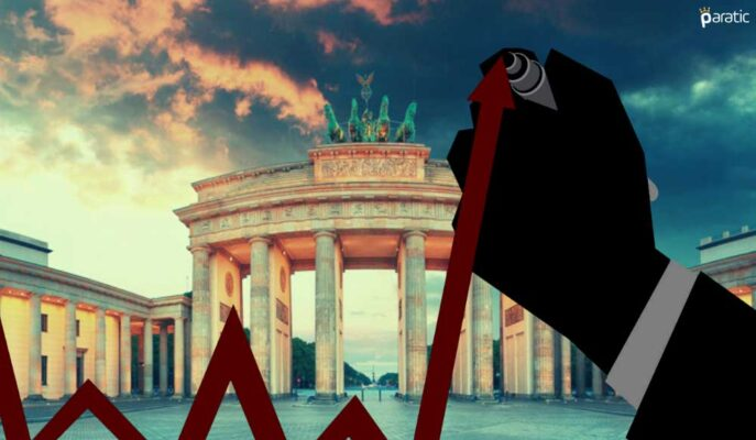 Alman DAX Endeksi Negatif Bölgeye Düşse de Rekordan Uzaklaşmadı