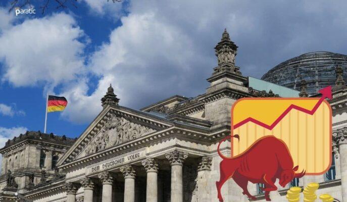 Almanya Borsa Endeksleri İşsizlikteki Düşüşle Rekor Tazeledi