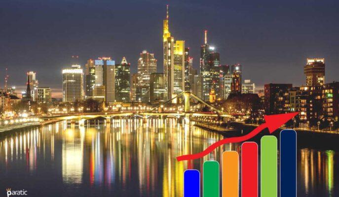 Alman Hizmet Sektörü Toparlanması 2Ç21 Sonunda Hızlandı