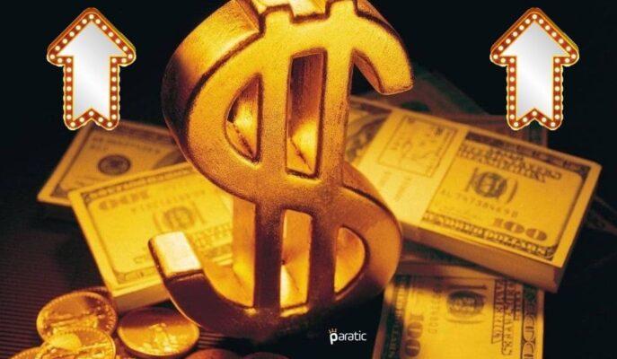 Amerikan Dolar Endeksi İşsizlik Başvuruları Öncesi Hafif Yukarıda Seyrediyor