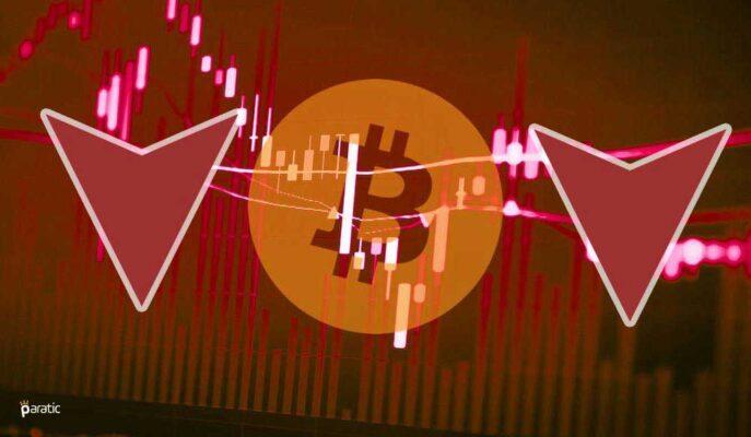 Analist Bitcoin'in 24 Bin Dolara Kadar Düşebileceği Uyarısında Bulundu
