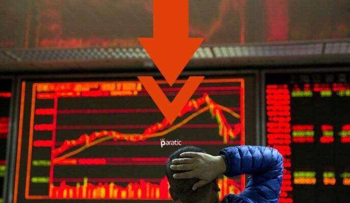 Asya Borsaları, Enflasyon Sonrası ABD'deki Düşüşlere Eşlik Etti