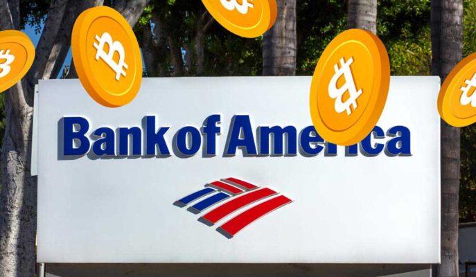 Bank of America Bazı Müşterilerine Bitcoin Vadeli İşlem Ticareti Sunacak