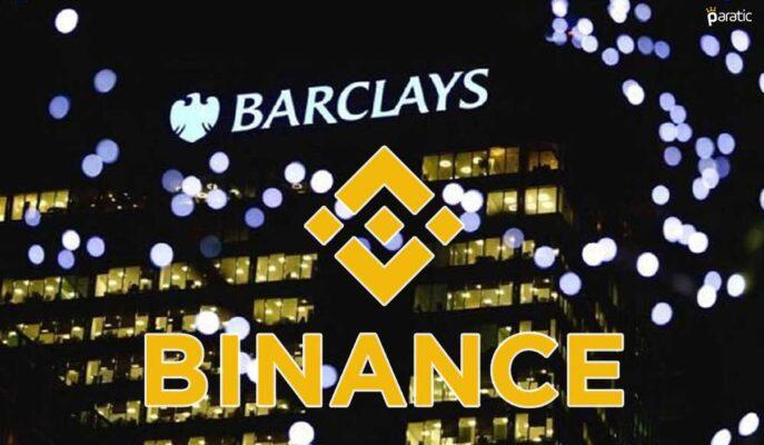 Binance, Barclays'ın Kısıtlama Kararının Yanlış Anlaşılmadan Kaynaklandığını Açıkladı