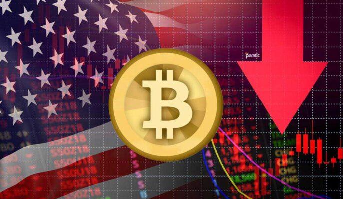 Bitcoin ABD Verileri ile Düştü ve 30 Bin Dolar Desteğine Yeniden Gelebilir