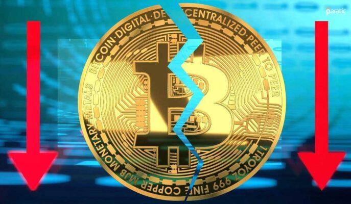 Bitcoin Son Kırılma Sonrası 30 Bin Dolar Desteği Yeniden Test Edebilir