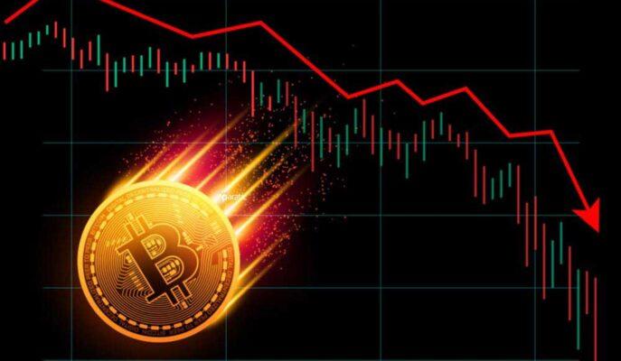 Bitcoin 32 Bin Dolar Desteğini Kırdı ve Kayıplarını Artırıyor