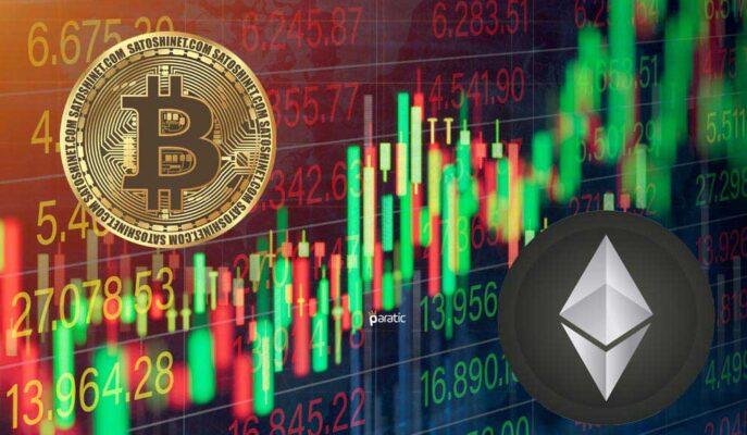 Bitcoin 32 Bin Doların Üzerinde Tutunurken Ethereum Kayıplarını Geri Alıyor