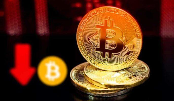 Bitcoin Düşerken 33 Bin Dolar Desteğinin Önemli Olduğu Söylendi