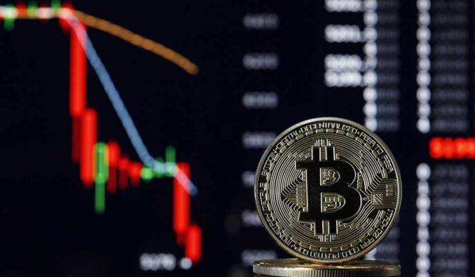 Bitcoin 33 Bin Doların Altına Düştü ve Kayıplarını Artırıyor