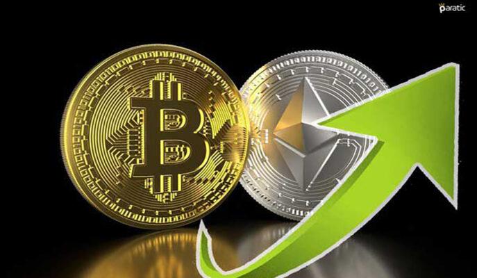 Bitcoin 35 Bin Dolara Yaklaşırken Ethereum Güçleniyor