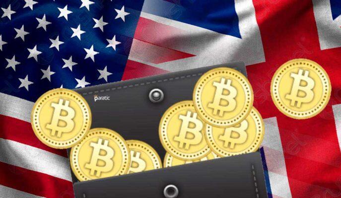 Bitcoin'deki Düşüş ABD ve İngiltere'deki Enflasyon Rakamlarına Bağlanıyor