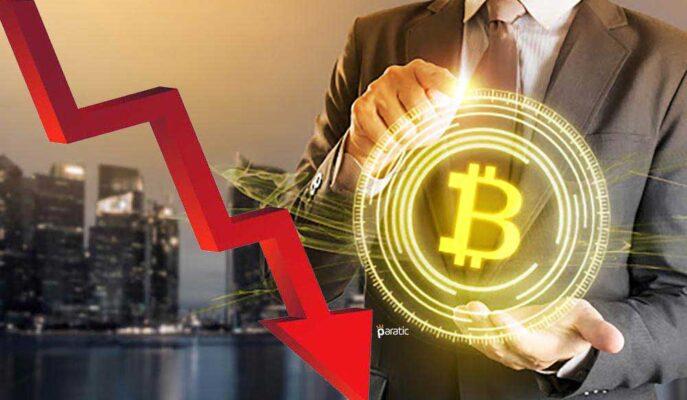 Bitcoin'in Kurumsal Yatırımcı İlgisi Geçen Hafta Azaldı