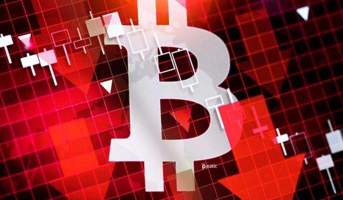 Bitcoin Düşüşünü Sürdürürken Yeniden 30 Bin Dolar Desteğine Gelebilir
