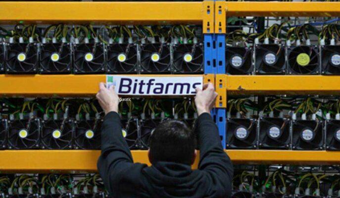 Bitfarms'ın Madencilik Üretimi Çin Baskısı ile %50 Arttı