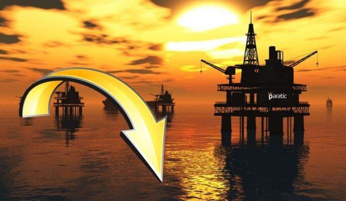 Brent ile Ham Petrolün Varil Fiyatı Arasındaki Fark 1 Doların Altında