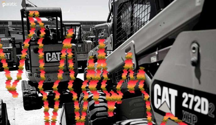 Caterpillar Hisseleri İyimser 2Ç21 Kazancına Rağmen Ekside